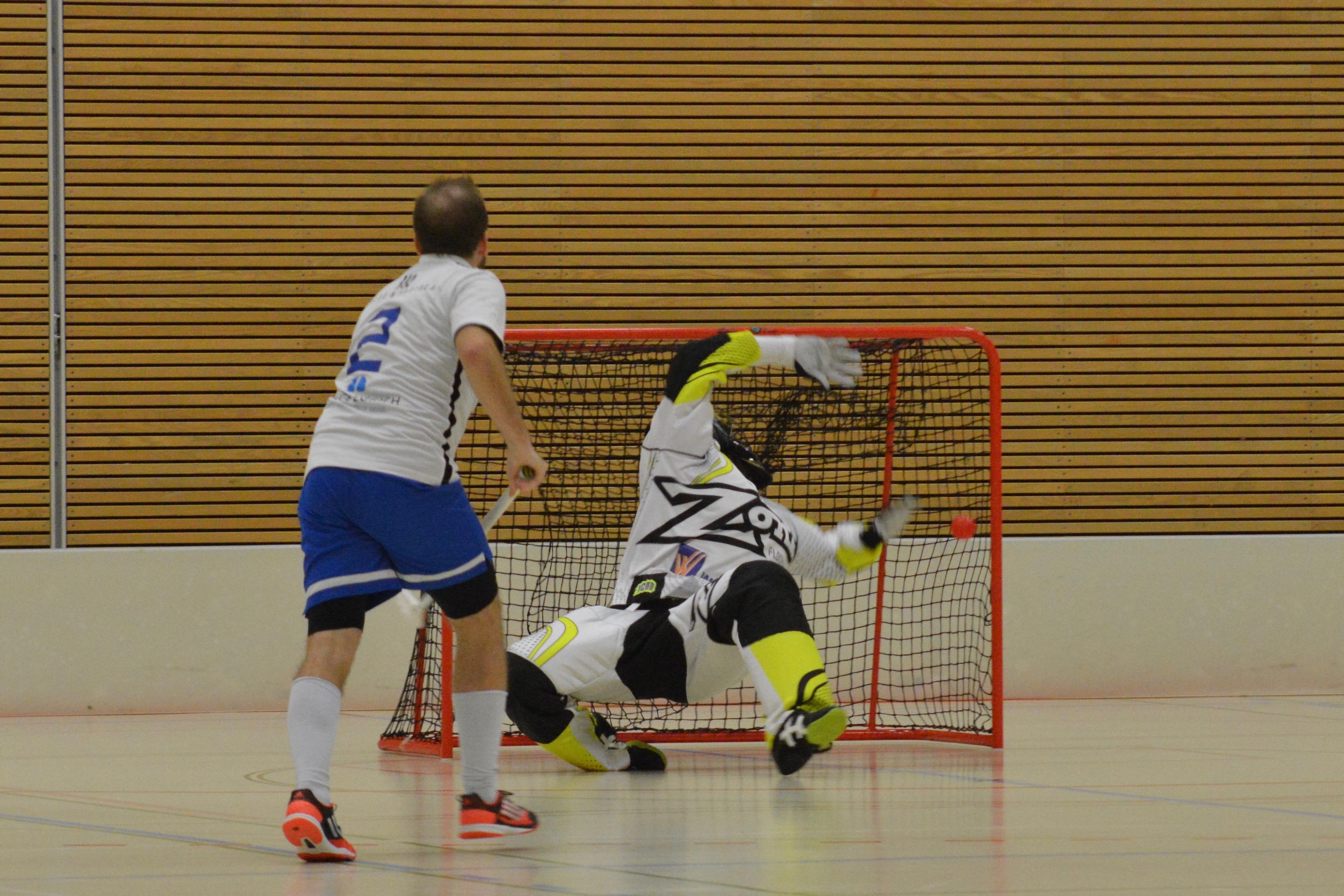 Herren I - Zürisee Unihockey Saison 2016/17 Playoffspiel 2