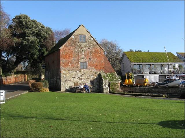 Christchurch Mill