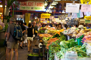 Granville Island Market | by ai.dan