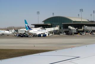 WestJet Airport Wing in Calgary | by paulhami