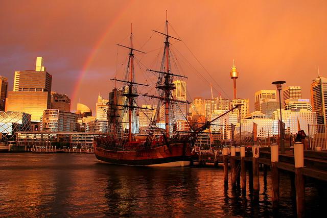 Darling Harbour Sydney.Australia