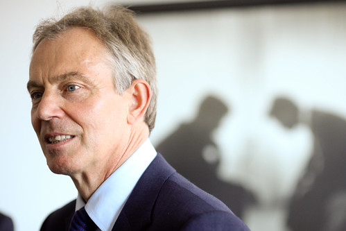 Prime Minister Tony Blair | by Center for American Progress