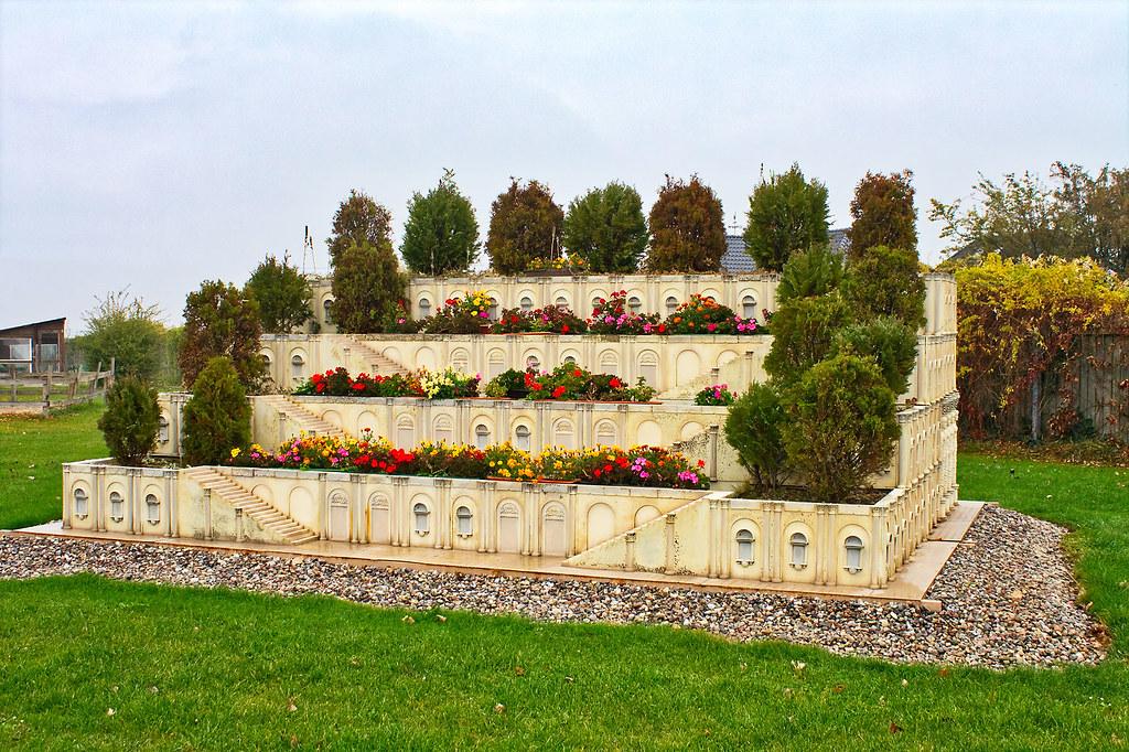 Rügenpark Gingst Rügen Hängende Gärten Der Semiramis B Flickr