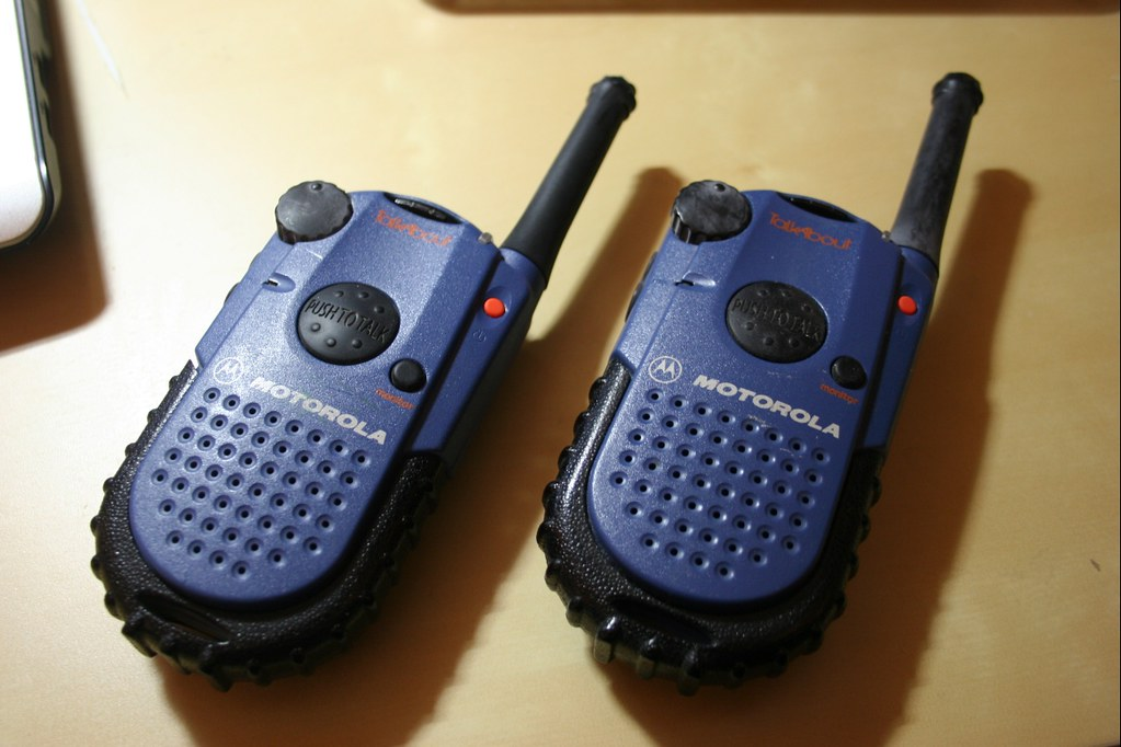 The First FRS Radios