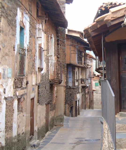ROBLEDILLO DE GATA, EXTREMADURA, SPAIN