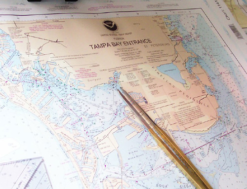 NOAA Nautical Chart: Tampa Bay, Florida | by NOAA's National Ocean Service