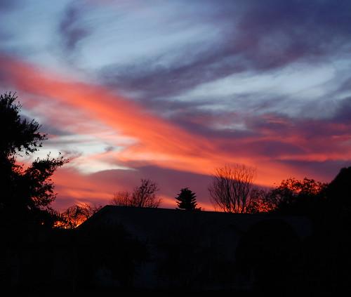 sunset sun set kissimmee