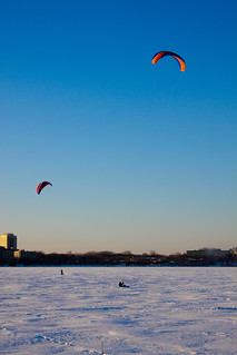 Kite Skiing | by KeriFlur