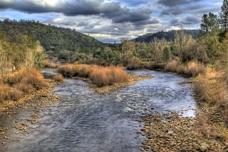 upstream hdr | by Travis Mortz