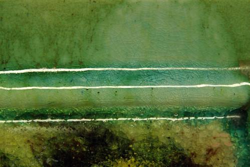 Green Scape | by kris swenson