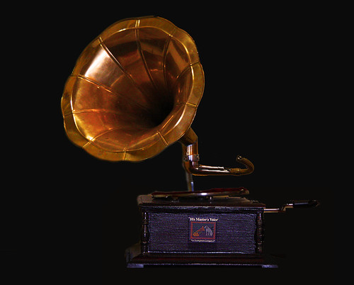 HIS MASTERS VOICE | by austinbriab