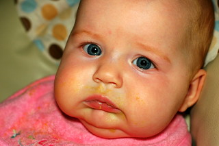 """Lillian's first """"sweet pea"""" experience   by dental ben"""