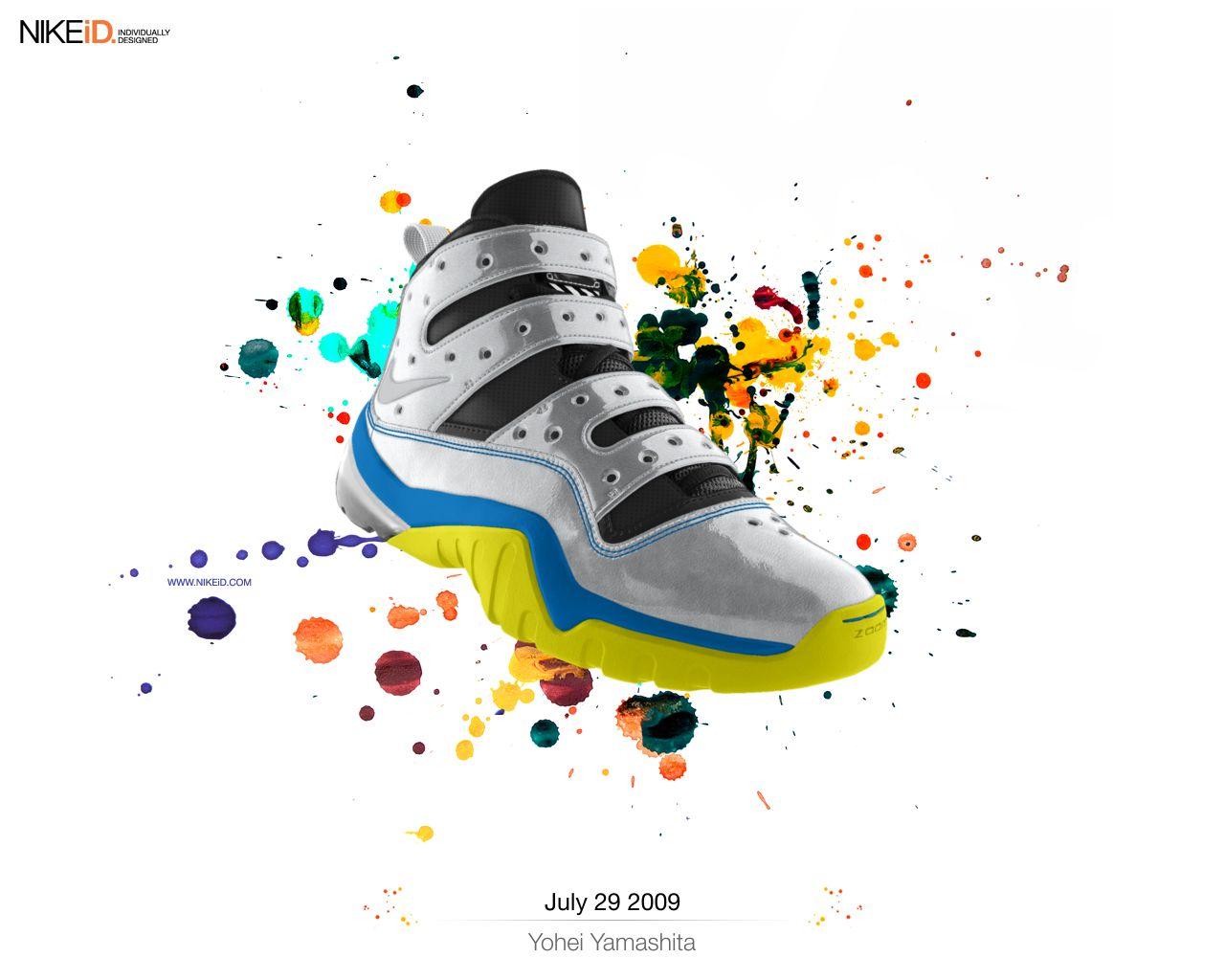 Nike Zoom Sharkley iD