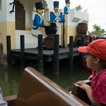 Gita in barca all'isola dei pirati