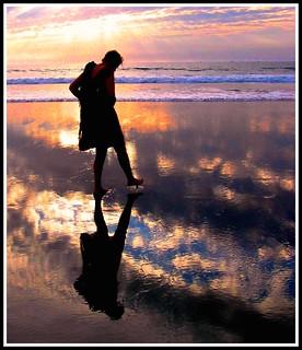 Walking in Heaven | by moonjazz
