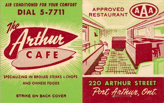 Arthur Cafe