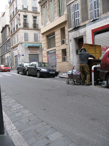 Armenian Trash Collector | by cudmore