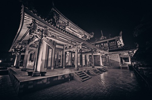 Chihkan Tower, Tainan | by Neil Wade