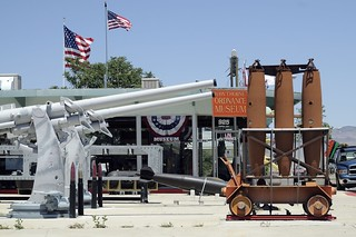Hawthorne Ordnance Museum | by Nevada Tourism Media Relations