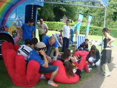 Summer of PSP - Warwick Castle, 1