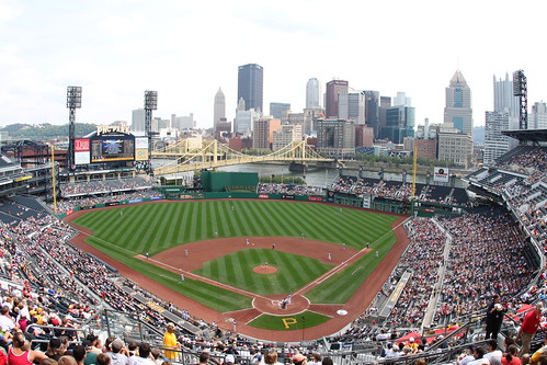 PNC Park, Home of Pittsburgh Pirates | by daveynin