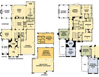 Santa Barbara Floor Plan The Santa Barbara Floor Plan At S Flickr