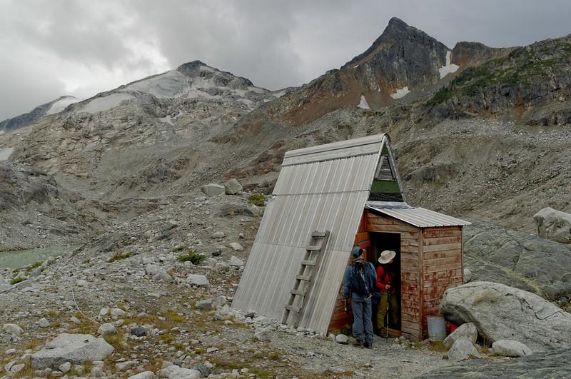 Place Glacier, 15 Aug 2009