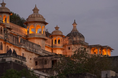 Udaipur City Palace | by ciamabue