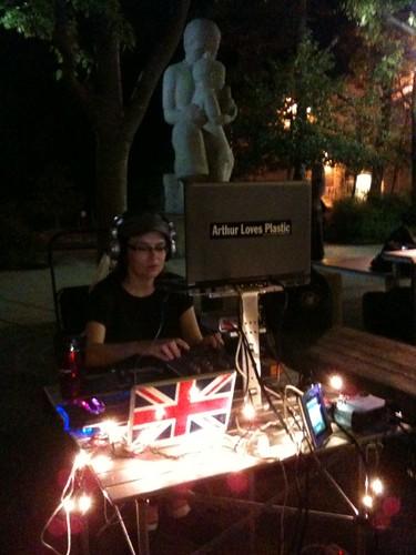 ALP at Crazy Quilt Festival 2010 | by ArthurLovesPlastic