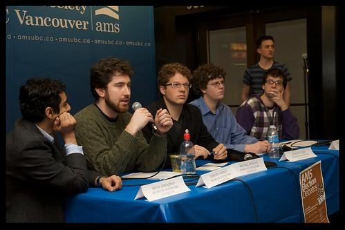 AMS Electoral Debates, January 26 | by heeeraldo