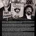 Cannibal! The Musical!! - 2007 - Program (About Trey Parker)