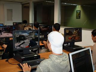 UrbanTerror Flisol2008 Caracas