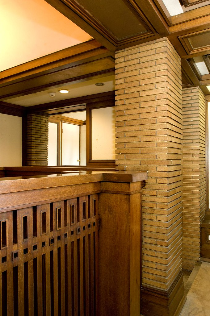 Martin House Frank Lloyd Wright The Search For True To