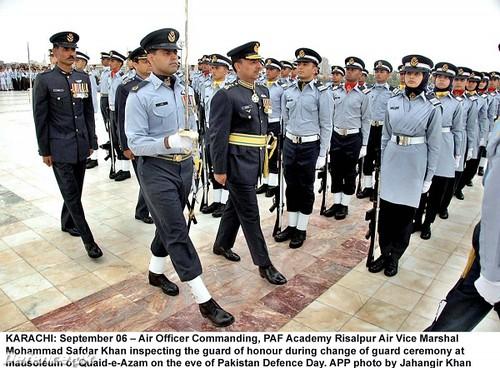 FEMALE SQUAD IN PAKISTAN AIR FORCE | FEMALE SQUAD IN PAKISTA