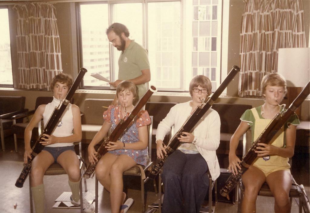 Summer Music Clinic 1970s   Summer Music Clinic 1970s  Madis