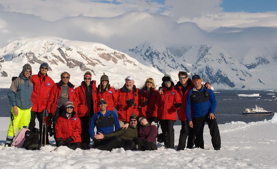 Fox Antartica Expedition
