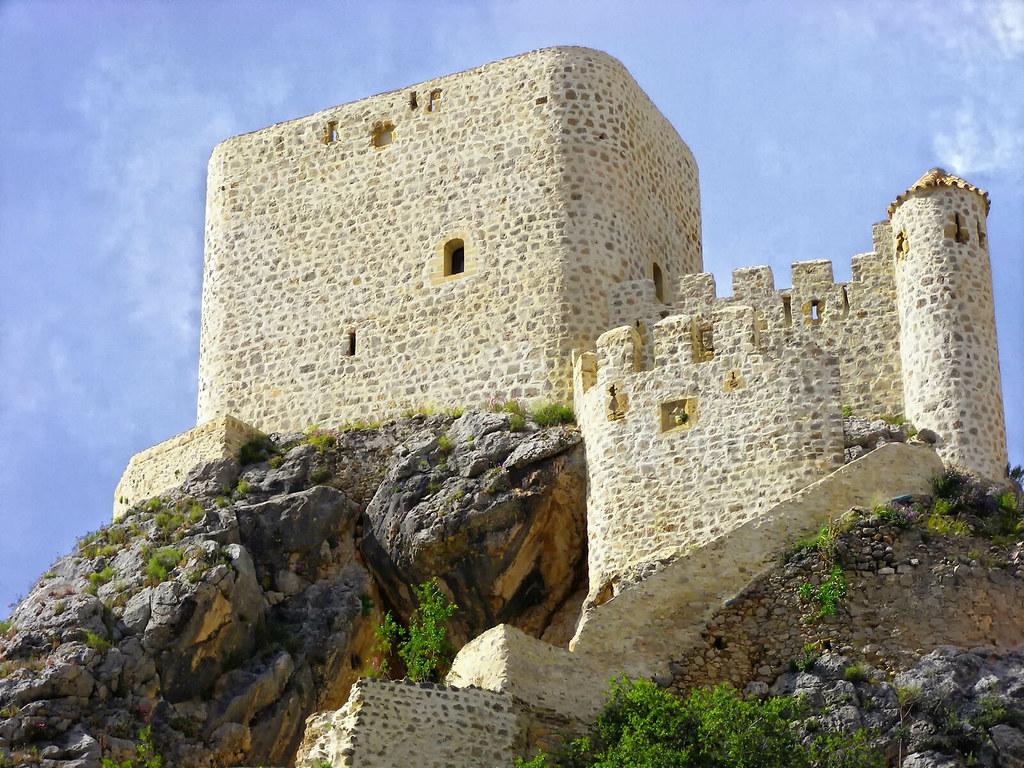 Olvera Castillo - Sierra de Cádiz