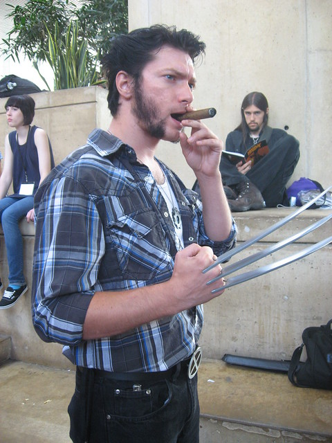 Otakon 2009: Logan is Weapon X!