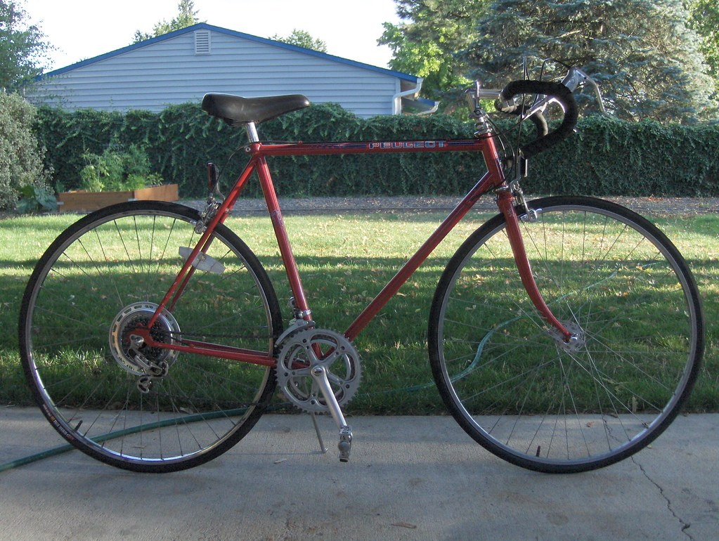 1984 Peugeot P6 vintage bike  | I recently got this bike fro