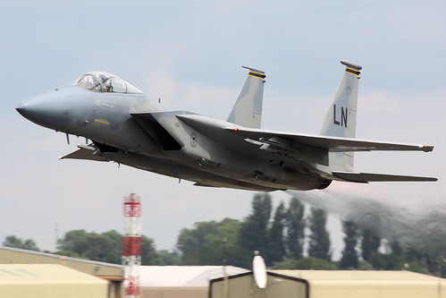 F15 Eagle - RIAT 2009 | by Airwolfhound