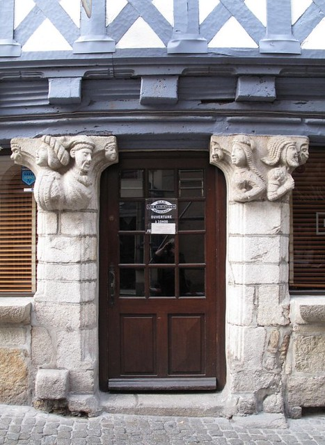 La maison des cariatides