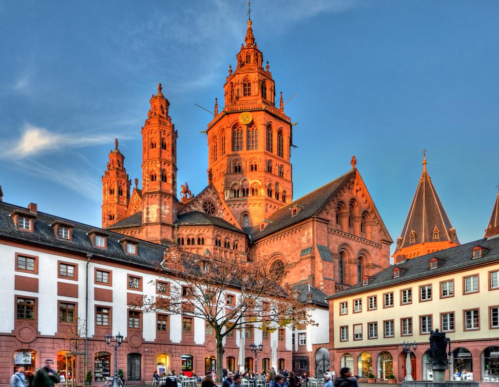 Nopeus dating Mainz Wiesbaden