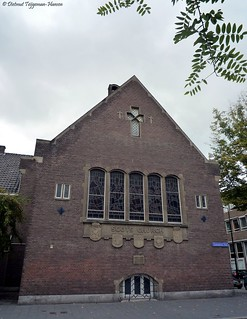Schots kerk / scots church, Rotterdam | by dietmut