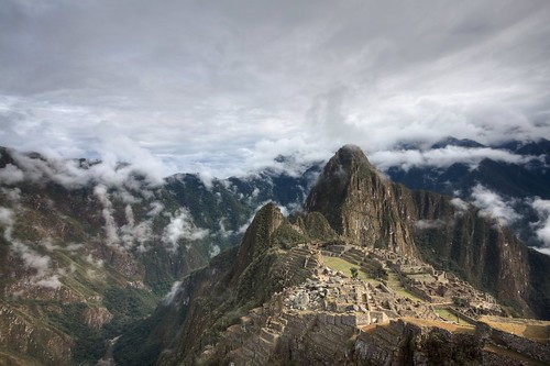 travel mountains peru clouds sunrise machupicchu 1020mm hdr 50d 100200mm tonemapping
