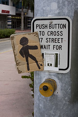 Push Button To Cross | by Shaun Wright