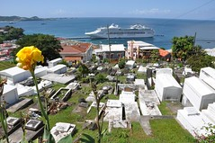 Cemetary meets Cruiseship | by breakawayguy