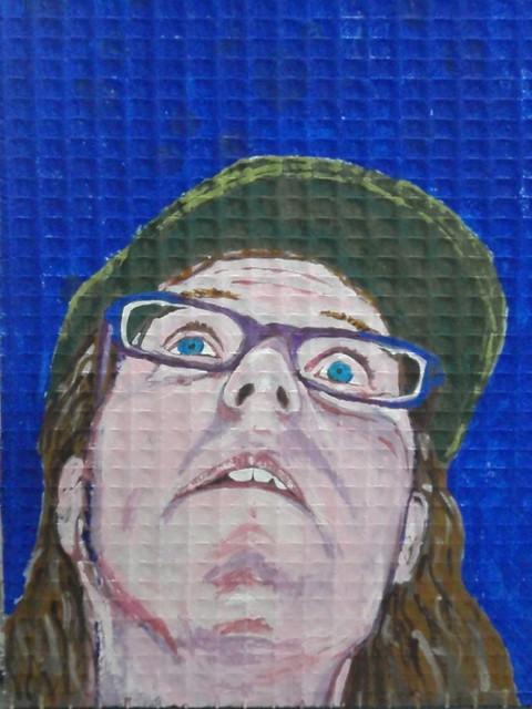 Self Portrait - wip