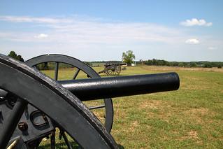 Manassas Battlefield Artillery Battery | by Mr.TinDC