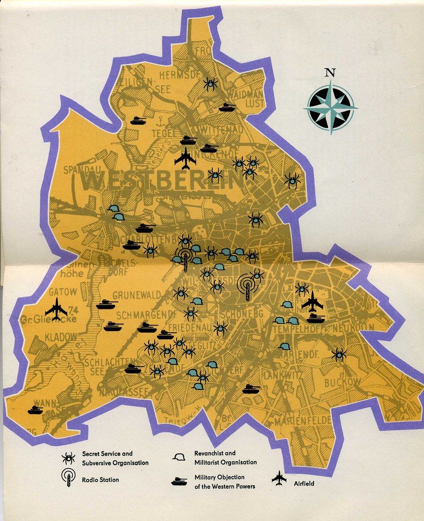 Map of West Berlin, published in the USSR . Cold war. 1962 ... Map Of Berlin After Cold War on map of europe cold war, nato cold war, berlin wall map cold war, map of berlin world war 2, map of warsaw pact cold war,