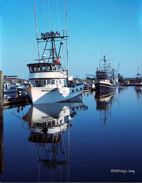 At the Docks, Astoria, Oregon